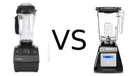 2 HP Vitamix vs 3 HP Blendtec Blender