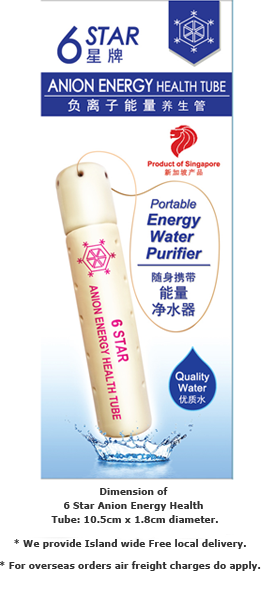 6Star Portable Water Purifier