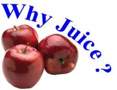 why juicing
